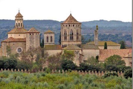 El Monasterio de Poblet en Tarragona