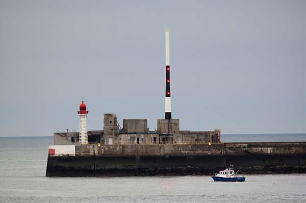 faro en Le Havre