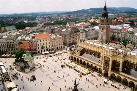 Cracovia, antigua capital de Polonia