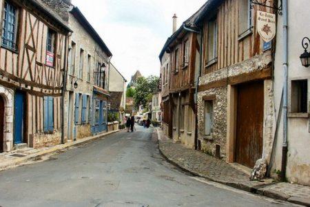 Provins, joya medieval cerca de París