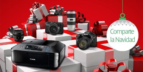 Canon en Navidad
