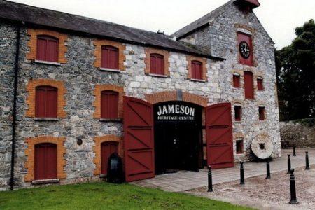 Jameson Heritage Centre en Midleton, Irlanda