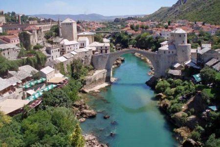 Mostar y el Barrio del Puente Viejo