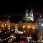 Praga, en Navidad