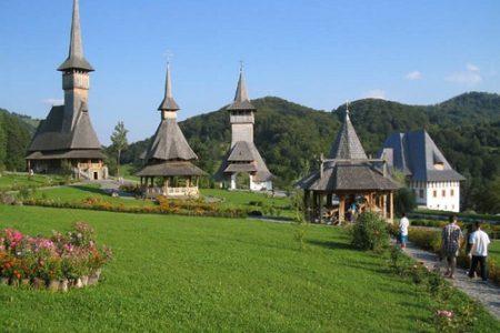 Maramures y sus iglesias de madera en Rumanía