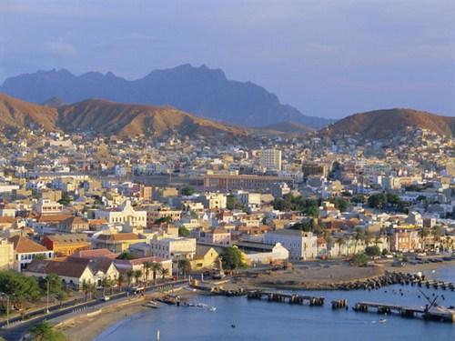 Isla de San Vicente