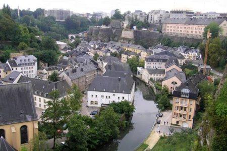 Hoteles de ciudad en Luxemburgo
