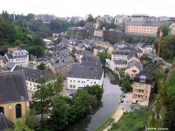 Vista de Luxemburgo
