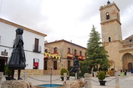 El Toboso, la patria de Dulcinea