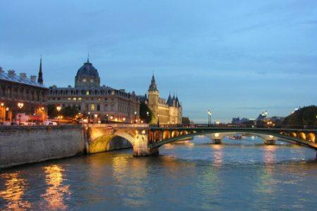 El Sena, orillas de ensueño en París
