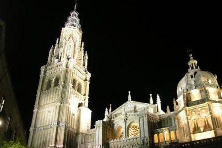 La Catedral de Toledo, mezcla de estilos