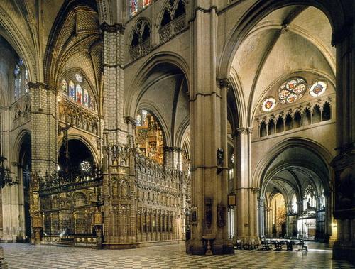 Resultado de imagen de toledo catedral interior