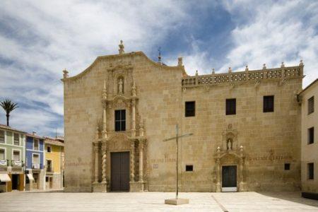 El Monasterio de la Santa Faz en Alicante