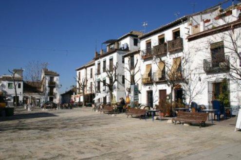 El Albayzin, Plaza de San Nicolas