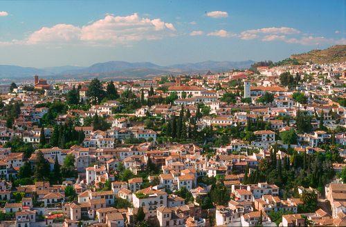 Granada Spain  city images : Viaje a Granada, guía de turismo