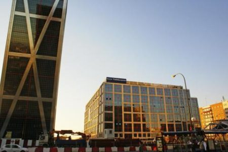 Hotel Exe Puerta Castilla, en el centro de Madrid