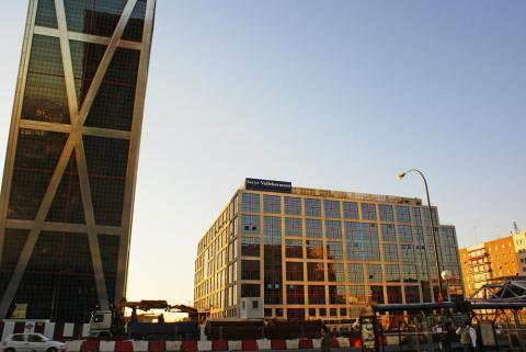 Hotel Silken Puerta Castilla en Madrid