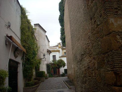 Santa Cruz en Sevilla