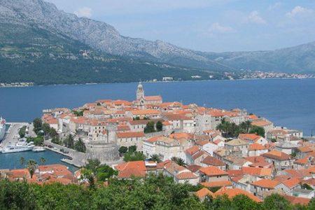 Korcula, ciudad de Marco Polo en Croacia