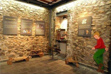 El Museo de Juegos Tradicionales de Campo, en Huesca