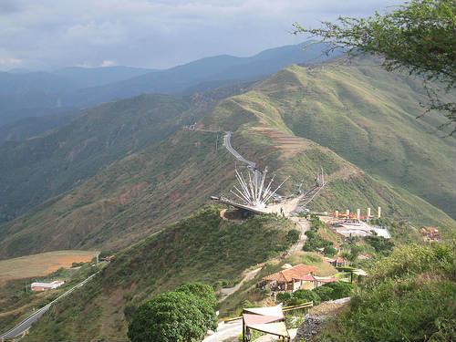 Parque Nacional de Chicamocha
