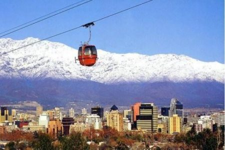 Santiago, capital de Chile