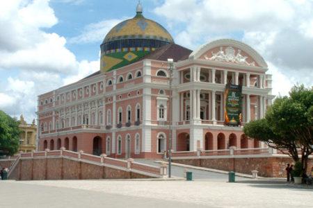 Visita a la ciudad de Manaos