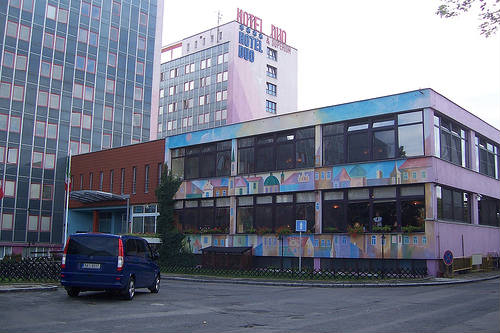 Hotel Duo en Praga