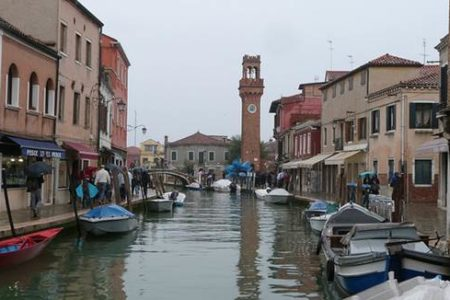Murano, famosa por su cristal