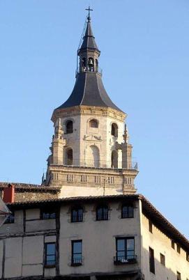 Torre de la Catedral Vieja de Vitoria