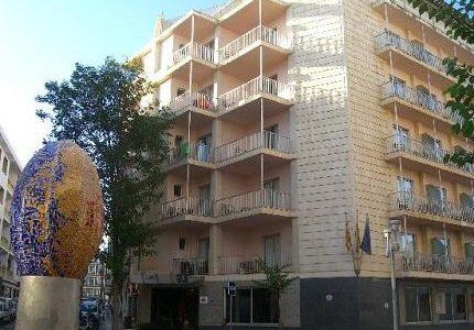 Hotel Capri, hotel céntrico en Mahón