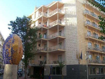 Hotel Capri en Mahon