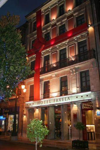 Hotel Fruela en Oviedo