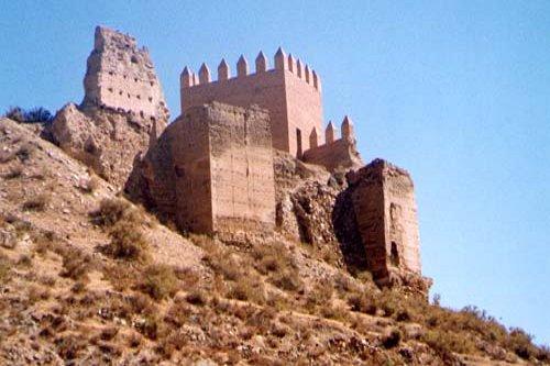 Castillo Tabernas