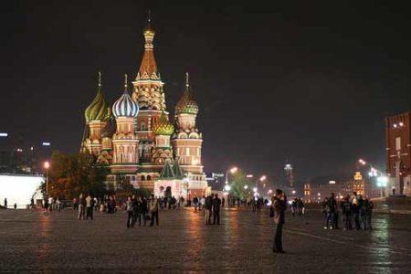La Plaza Roja, el corazón de Moscú