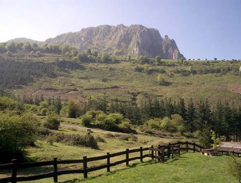 Parque de Gorbeia