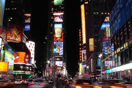 Hoteles cerca de Times Square, en Nueva York