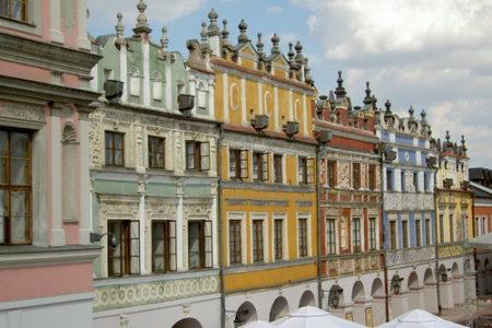 Zamosc, ciudad mágica a orillas del Vístula