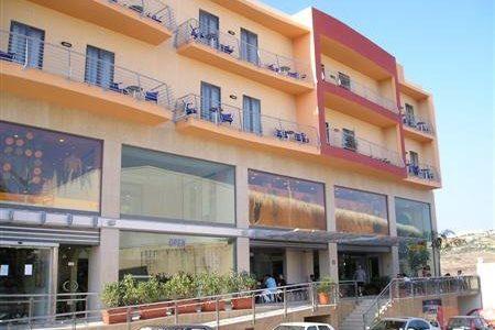 Hotel Down Town, vacaciones en Gozo, Malta