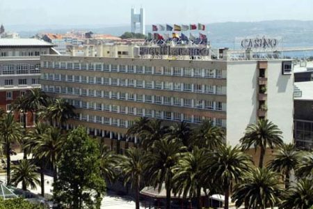 El hotel NH Atlántico, hotel de lujo en La Coruña