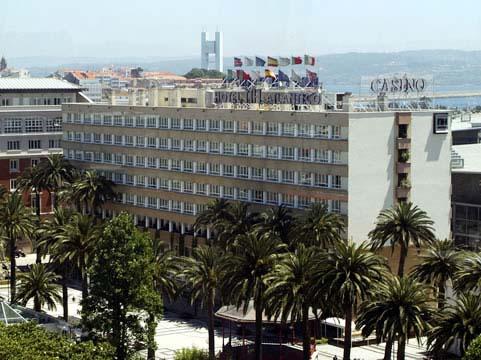 Hotel NH Atlántico en La Coruña