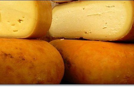 El exquisito queso de Mahón