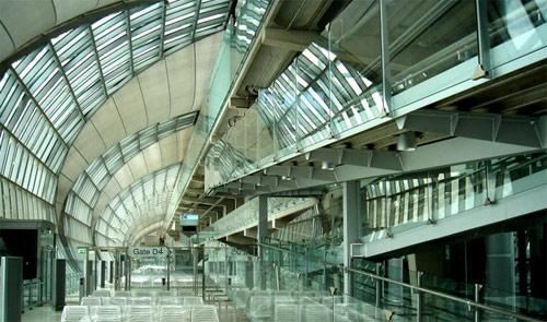 Aeropuerto de Tailandia