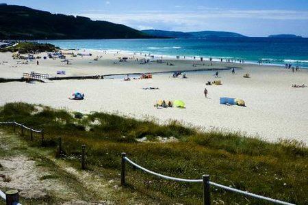 Carballo, paraíso surfero de Galicia