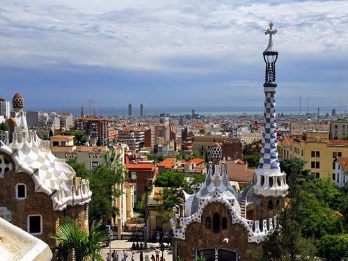 Barcelona Vista