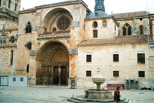 Resultado de imagen de Palacio Episcopal burgo de osma