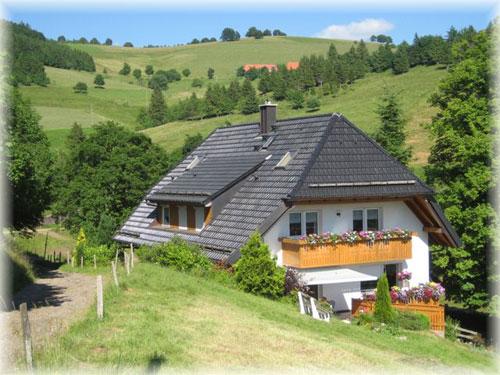 Casa en la Selva Negra