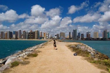 Los mejores hoteles en Fortaleza, Brasil