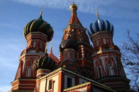 La Catedral de San Basilio, emblema de Moscú