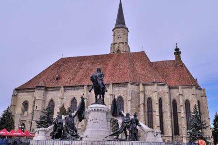 Cluj-Napoca, capital histórica de Transilvania